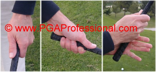 Grip/Hand position